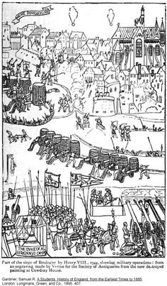 THE CAPTURE OF BOULOGNE (Sept. 14, 1544) by the English, the one important result of the combination of Henry VIII and Charles V for the subjugation of France in 1544, after a protracted siege of nearly two months.