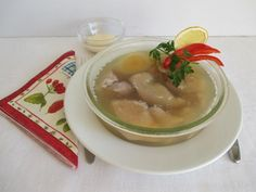 kocsonya Soup, Cooking, Ethnic Recipes, Kitchen, Soups, Brewing, Cuisine, Cook