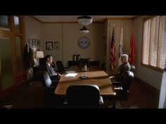 NCIS: Damned If You Do: Enough Is Enough -- Parsons reveals to Gibbs why the DOD decided to finally investigate the NCIS team. -- http://wtch.it/d8SDJ