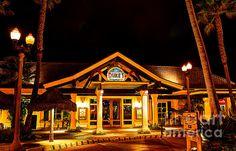 Duke's Restaurant - Huntington Beach