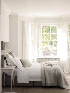 Lovely neutral bedroom