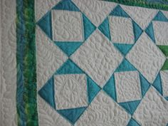 Circle in Square Quilt Block | ... Cabin Quilt . Purple Star Quilt , and this one, the Star Block Quilt