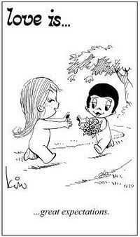 Love is... Great Expectations