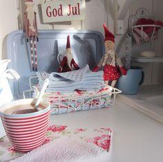 _lelofee_von Instagram.....neue Küchentücher genäht Maileg, Greengate