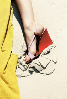 Yes, the Chip-Proof Pedicure Exists! 7 Polishes That Won't Budge on the Beach