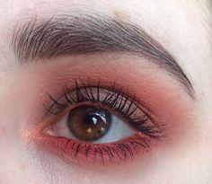 """Giorgio Armani Eye Tint № 10 """"Senso"""" - Soft girl aesthetic makeup - Makeup Inspo, Makeup Art, Makeup Inspiration, Beauty Makeup, Hair Makeup, Pretty Makeup, Simple Makeup, Natural Makeup, Makeup Looks"""
