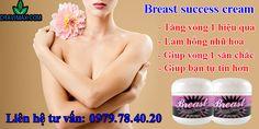 Kem làm nở ngực  breast success cream
