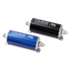 Nuke Performance Fuel filter. Available in 10 or 100 micron.