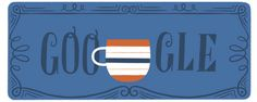 358th Anniversary of Tea in the UK - Google logo today