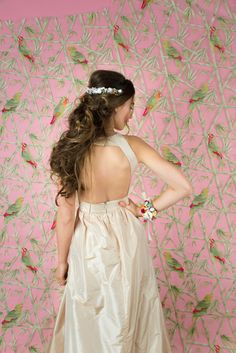 Our hair jewelry named Hair Barrettes, Messy Hairstyles, Hair Jewelry, Your Hair, Summer Dresses, How To Wear, Tropical, Collection, Fashion