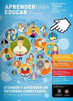 Nuevo número de Aprender para Educar, revista digital sobre Tecnología en la Educación