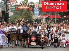 Blumenau, Santa Catarina (Oktoberfest)