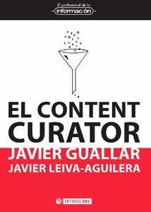 Reseña de El content curator, por Olga Carreras
