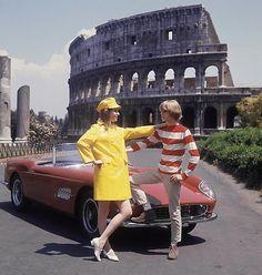 Sixties Italian fashion