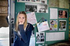 A Girl and Her Room - Rania Matar Photographer 15 (Hailey, Exeter, NH 2010)