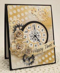 Technique: Card Background
