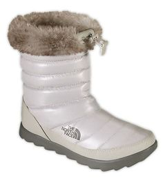WOMENS THE NORTH FACE THERMOBALL BOOTS