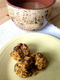 chocolate pumpkin chia seed cookies