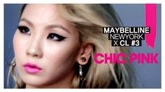 CL x Maybelline NY Summer Collaboration (1:15sec version)