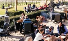 Happy holidays: 20 wineries to visit in the Adelaide Hills - SALIFE Singles Sites, Wine List, Outdoor Settings, Tasting Room, Fine Wine, Art Festival, Wineries, Light Recipes, Distillery