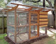 Fantastic Chicken Coops ~ Free Plans & Ideas ~Family Food Garden