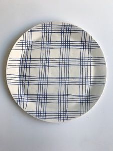 Image of tattersall porcelain plate