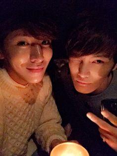Jae and No Minwoo