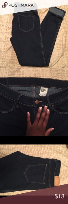H&M jeans Skinny jeans. Great condition. 30 by 32 hm size H&M Jeans Skinny