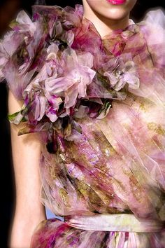 chiffonandribbons: Elie Saab Couture S/S 2011