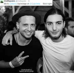 <3 Ry and Alesso