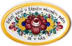 Contemporary Decorative Art, Naive Art, Flower Art, Folk Art, Diy And Crafts, Objects, Pottery, European Countries, Ceramics