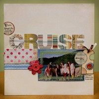 A Project by pearlygirly from our Scrapbooking Gallery originally submitted 09/01/08 at 12:00 AM