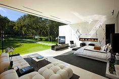 Interior Design Giants: The Glass Pavilion by Steve Hermann