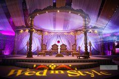 Wed In Style's mandap at Copthorne Effingham, Gatwick www.coloursphotofilm.co.uk www.wed-in-style.co.uk #weddings #wedinstyle #mandaps #decorations #weddingideas #weddinginspiration
