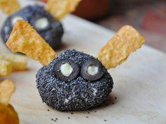 Gluten free halloween cheese - Formaggini di Halloween senza glutine