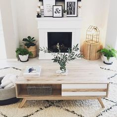 Create a beautiful living room with a Mocka Jesse Coffee Table. Photo and styling by The Inside Collective. Home Living Room, Living Room Furniture, Living Room Decor, Living Spaces, Living Area, Decor Interior Design, Interior Styling, Kmart Home, Home
