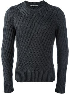 Designer Knitted Sweaters for Men Mens Cable Knit Sweater, Men Sweater, Casual T Shirt Dress, Men Dress, Androgynous Fashion, Teenager Outfits, Knitwear, Mens Fashion, Men Casual