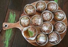 Thermotwinning: 30 Second Coconut Cupcakes (Gluten Free)
