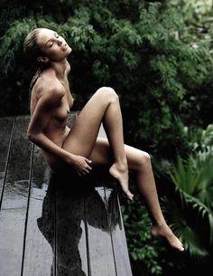 Candice Swanepoel by Adam Franzino for Vogue Spain July 2016