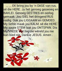 Dankie Jesus Afrikaans Quotes, Jesus Christ, Bible Verses, Prayers, Thankful, Bring It On, Inspiration, Biblical Inspiration, Prayer