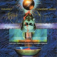 Tangerine Dream, Divina Commedia Albums - Dante Today - Citings & Sightings of Dante's Works in Contemporary Culture Edgar Froese, Joe Henderson, Pink Floyd, Dance Music, Album Covers, Cool Things To Buy, Culture, Contemporary, Christmas Ornaments