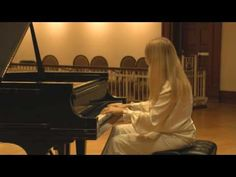 Rachmaninoff Concerto #1 minus orchestra Mov 2. Valentina Lisitsa - YouTube
