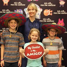 My Dentist is my amigo! Summer is in full force! Make sure you come and visit Dr. Olga and Dr. Lisa before school starts! She can help your child have a shiny happy smile!   #myamigo #dentist #arizona #goodyear #avondale #westvalley #dentistry #happysmiles #verrado #Phoenix