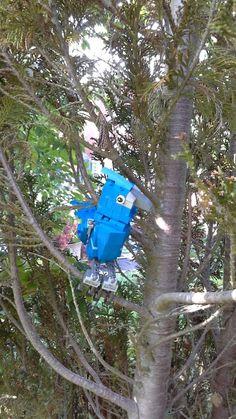 Lego bluebird by declan butler