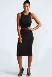 Mindy Midi Skirt