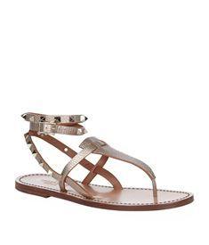 View the Rockstud Double Strap Sandal