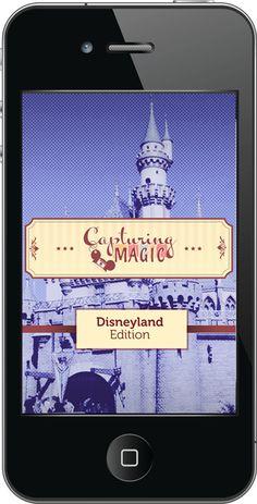 Capturing Magic Disneyland app: never miss a photo again.