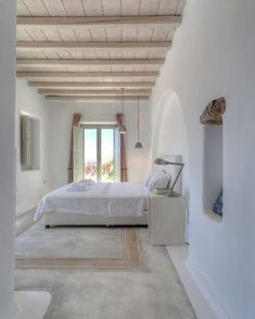 51 Cozy Wood Ceilings To Warm Up Your Room - Skandinavische Möbel Interior Architecture, Interior Design, Interior Shop, Design Interiors, Wooden Ceilings, Elegant Homes, Home Bedroom, Bedrooms, Bedroom Rustic