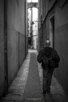 Carrer de la llebre - Girona, 27-01-2016