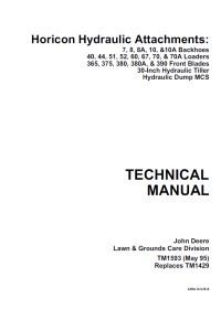 Repair manual john deere 3050 3350 3650 tractor technical manual pdf technical manual contains guidance on repair and maintenance maintenance instructions diagrams for john deere horicon hydraulic attachments fandeluxe Choice Image